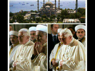 ternyata ini d'balik pengunduran diri Paus Benedictus XVI . Dy tobat menjadi seorang Muallaf !! Subhanallah .. :)) http://t.co/jwqs9ERg