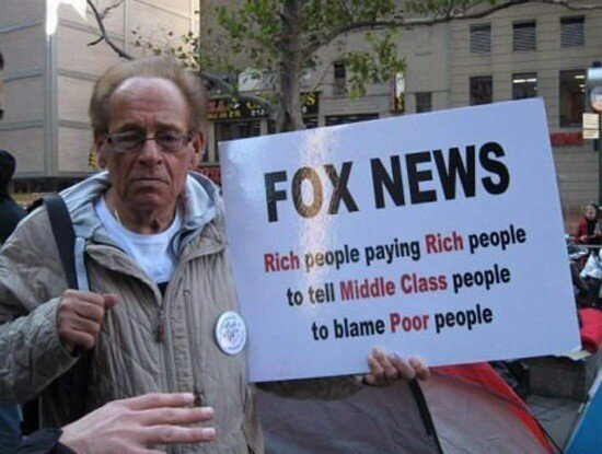If you don't realize Fox News is pure propaganda, it's because you've already been brainwashed. http://t.co/j5QqmMJNf2 #UniteBlue #Ferguson