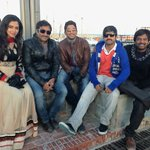 RT @purijagan: With Baadshah http://t.co/85JFRp5K