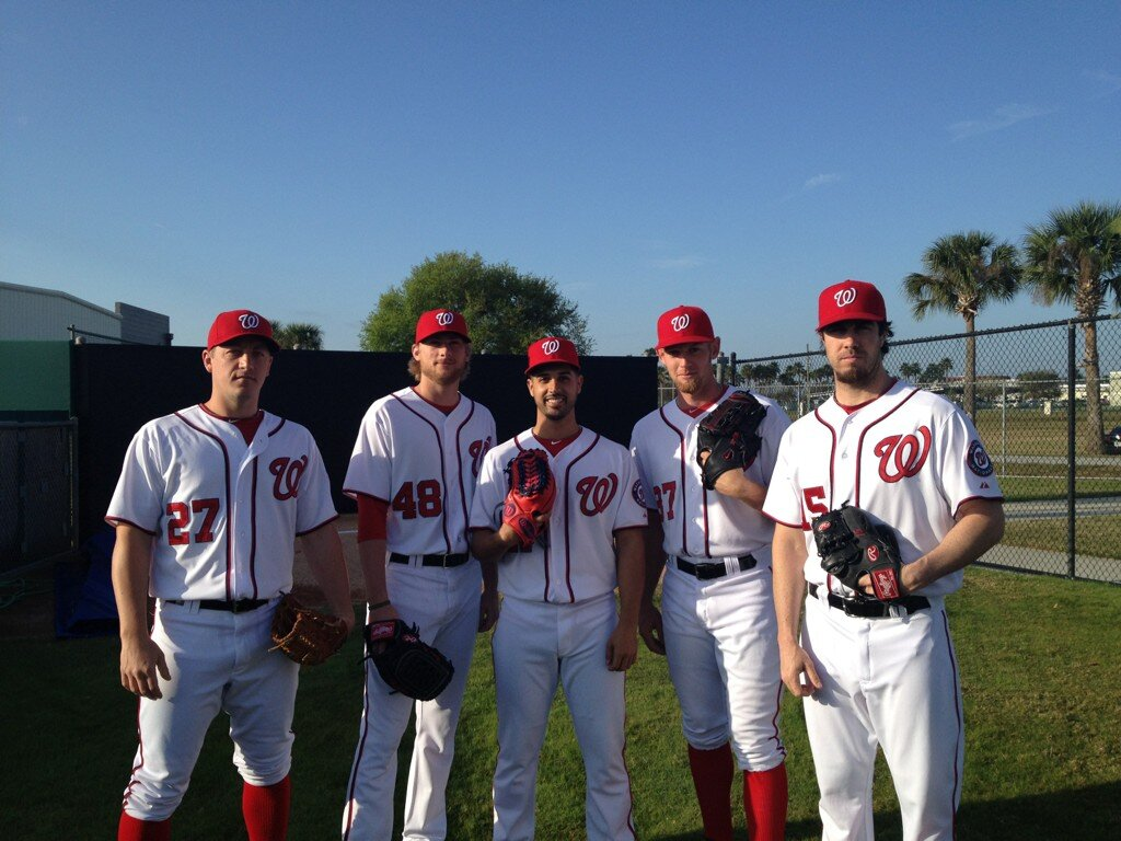 Washington Nationals's Twitter Photo