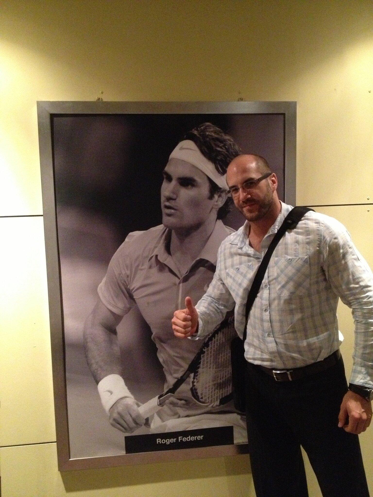 Antonio Cesaro's Twitter Photo
