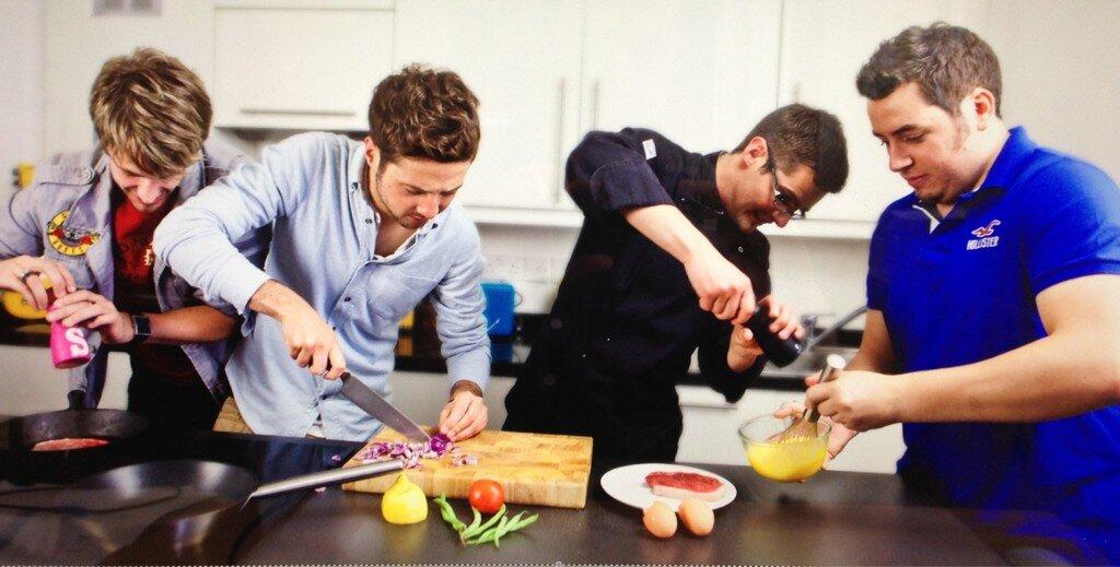 Jamie Oliver's Twitter Photo