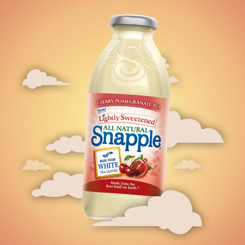Snapple®'s Twitter Photo