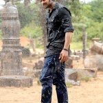 Special rain fight sequence in 'Mirchi' image...