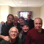 #FF because he posts pix like this: RT @SteveMartinToGo: Where are they now? Why, right here.