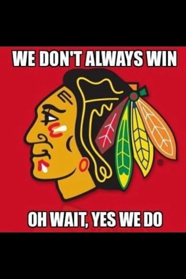 Nick McCay (@NMcCay): @NHLBlackhawks @NHL #Blackhawks #TrueStatement http://t.co/bRq3pPBJKt