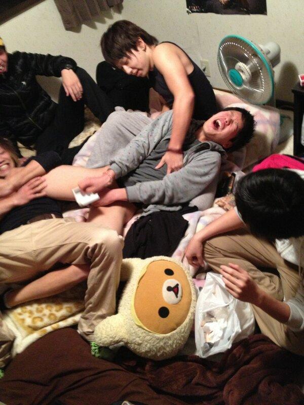 【裸】ノンケのバカ騒ぎ写真102【露出】 [無断転載禁止]©bbspink.comYouTube動画>14本 ->画像>4089枚