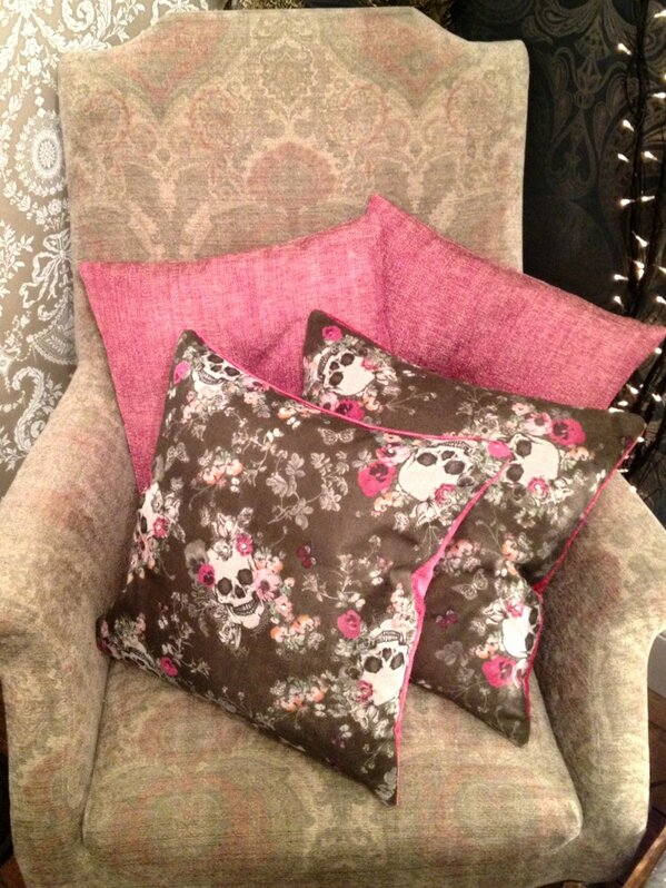 New Cushions on sale at  Bridge St Interiors - Brigg Lincolnshire http://t.co/kWMXsRLUgF