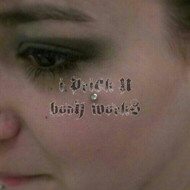 I Prick U Body Works's Twitter Photo