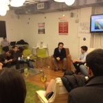 "Talking to founders is best part of job ""@harryraymond: Fun discussion. RT @AlleyNYC: @erickschonfeld #AlleyWeekly http://t.co/sITKDYP3TX"""