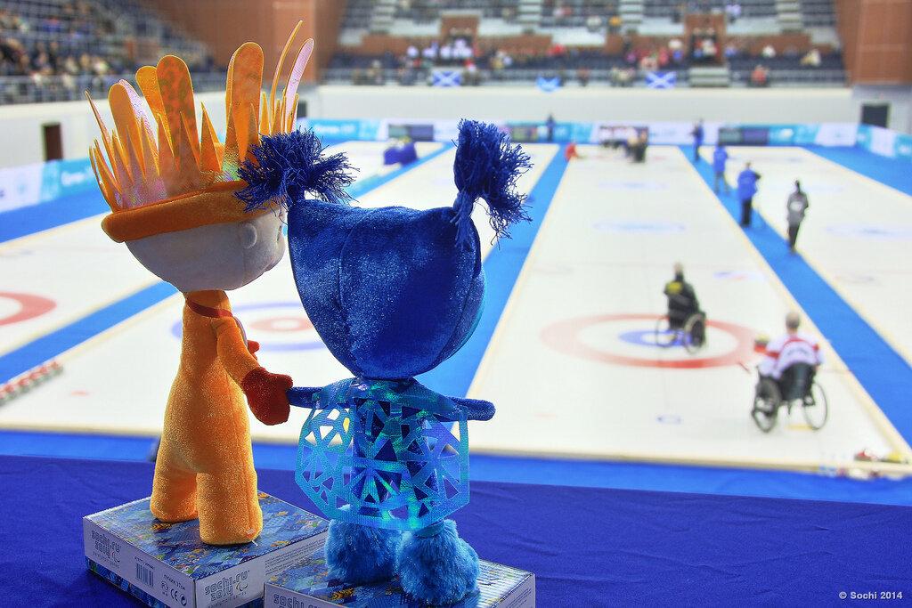 Sochi2014 Mascots 's Twitter Photo
