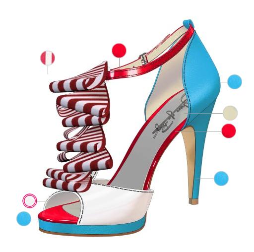 tweet  タイバニうたプリ黒バス銀魂!?靴デザインサイトで作ったキャラ靴まとめ☆【増量中】 , NAVER まとめ