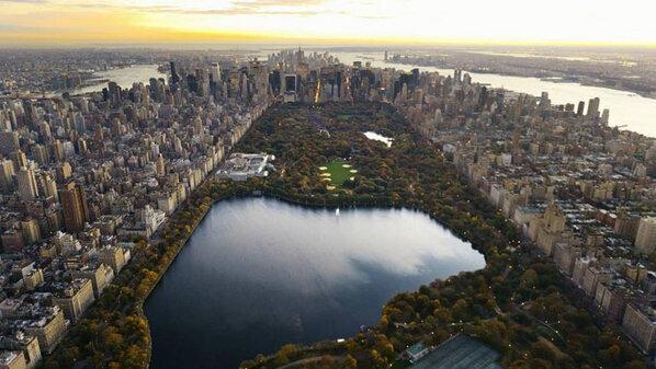 Central Park, New York City. http://t.co/KZqB3CSi6H