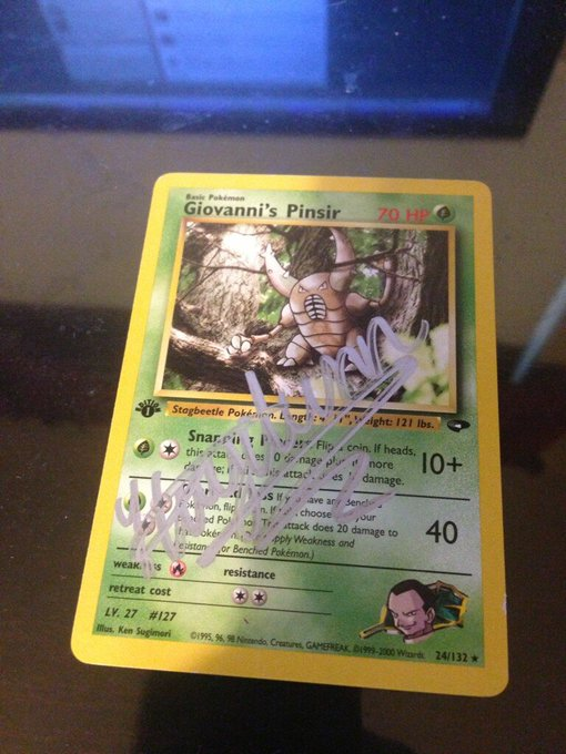 "Someone sent me a pinsir card to sign and send back. Haha awesome.  <a class=""linkify"" href=""https://twitter.com/#!/search?q=%23dickpinch"" rel=""nofollow"" target=""_blank"" title=""#dickpinch""><em>#</em>dickpinch</a> <a class=""linkify"" href=""http://t.co/WpObew3zXb"" rel=""nofollow"" target=""_blank"">http://t.co/WpObew3zXb</a>"