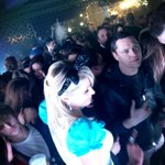 #GoodTimes RT @KINGSIZE_LED: Tiesto @ Paris in Wonderland Thanx for the memories @ParisHilton  #BestBirthdayPartyEver