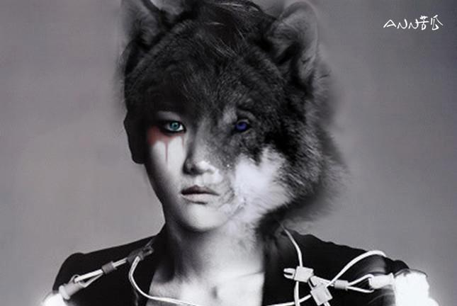 Lancho_js : Baekhyun Fan Edited For WOLF! @EXOGlobal @EXO_M_K ...