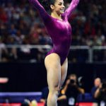 """I love #gymnastics a lot, and I just figured I'd keep doing it until I can't do it anymore."
