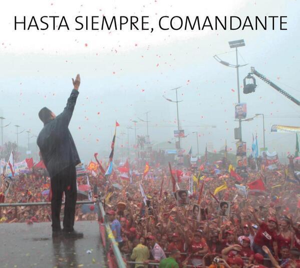 VTVCANAL8 (@VTVcanal8): #VivaChávezporSiempre http://t.co/xfe7vft5uz