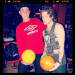.@SammyAdams and @NashOverstreet let their balls hang out at #StarsAndStrikes cc ... http://t.co/skvXPh2V2p http://t.co/u0PA4T1RWU