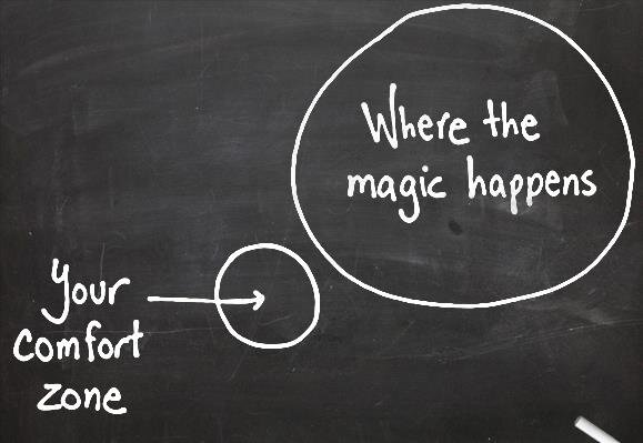"""Great graphic.. RT""""@ktvee: """"Your comfort zone... where the magic happens. """"http://t.co/ZsRwLWY9XY"""""""