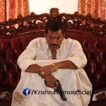 RT @PaisaTheMovie: #Paisa   Senior Actor Charan Raj Garu  doing the role of Main Villain    http://t.co/lyTTwIZmGp