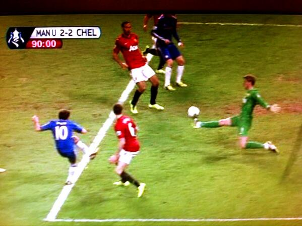 BFBOEBACAAAsQCN GIF: David De Geas late wonder save v Chelsea ensures Man United stay in the FA Cup