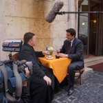 .@JoshElliottABC with Father John Wauck in Rome. Is an American cardinal a strong candidate? @ABCWorldNews tonight.
