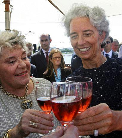 Christine Lagarde vom IMF über okkulte Zahlen BFHIcpUCAAEVUoL