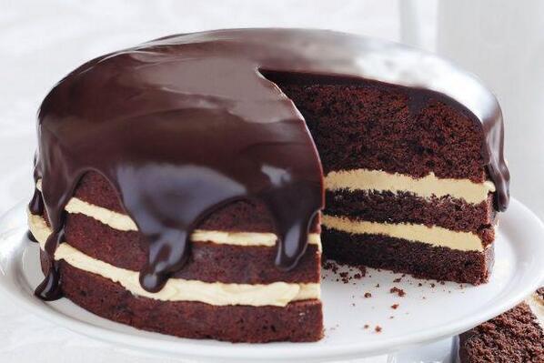 RT @FoodFromHeaven: Chocolade taartje <3 http://t.co/wvlAPCQsjB