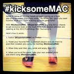 Image of kicksomemac from Twitter