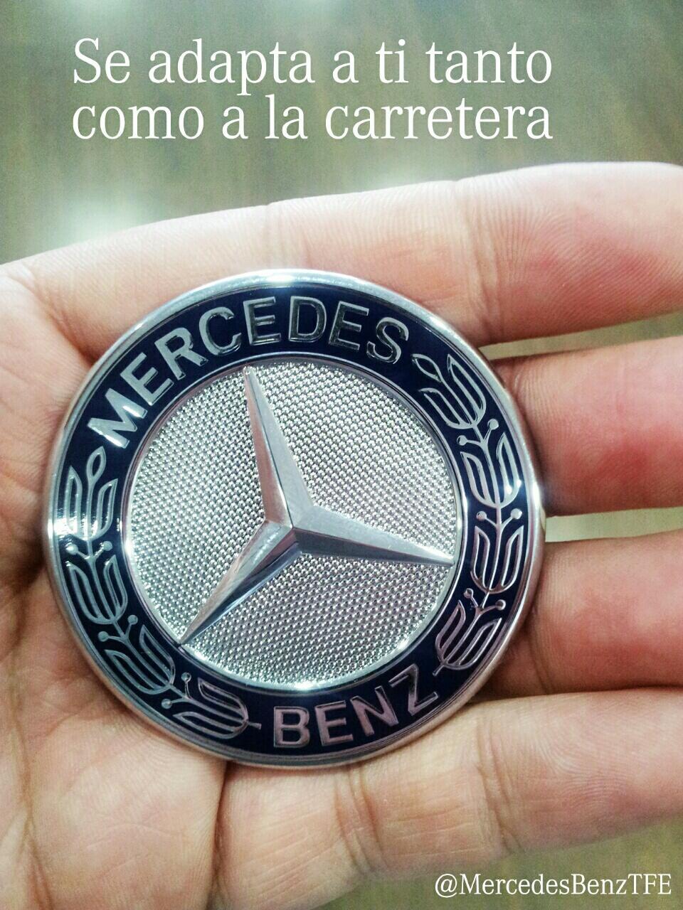 RT @MercedesBenzTFE: @MBenzEspana Saludos desde Tenerife! Nos dáis un RT para que los tuiteros conozcan que estamos en twitter? Gracias! http://t.co/kADVPIoMc3