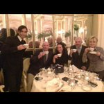 Tea at the ritz with the people I love.@richardcahill @IceJohnstone @AndyBuchananTV @AntheaTurner1 .xxx