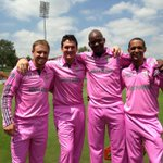 Our kit for ODI Sunday at the wanderers! #breastcancer http://t.co/mQ1uCakWIN