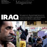 Read for free: 10 yrs after start of Iraq war, country remains wracked by political infighting http://t.co/5UEH8jHqoA
