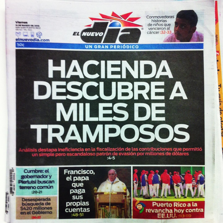 En portada: Hacienda descubre a miles de tramposos http://t.co/yzIAgaKVyN