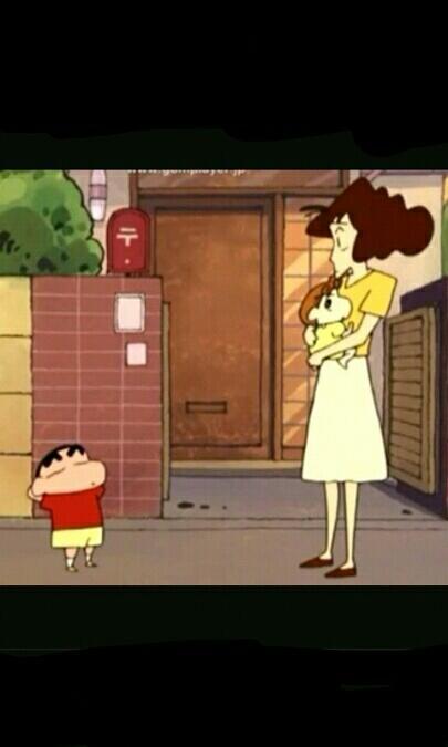 クレヨンしんちゃんの身長は106cm。みさえは何mだよ。