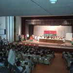 RT @jagdishshetty: JP National Council Meeting at New Delhi going on  under the Presidentship of Dr @Swamy39 http://t.co/g11dAcFf1M