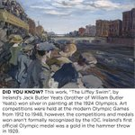 Happy St. Patty's Day! How's this for some Irish Olympic trivia?