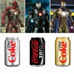 RT @G_Leynore: @Jon_Favreau inspired by Coca Cola and Pepsi ?