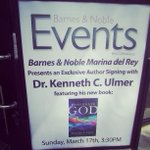 Meet me here today!!!  Barnes and Nobles Marina Del Rey!! 3:15pm...