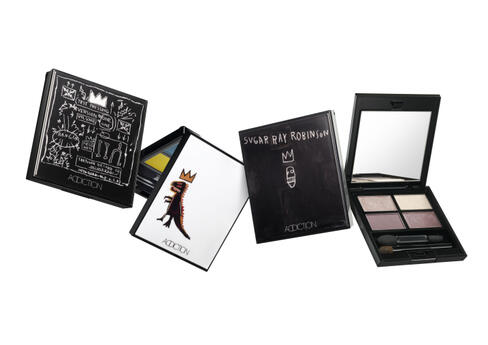 【BEAUTY NEWS】ADDICTION×バスキアのコラボパレットがほしい! http://t.co/wgjfIJg08u http://t.co/GZC1mjHTg4