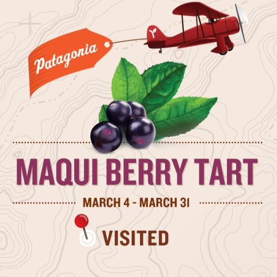 EARN FREE YOGURT   Scanned Maqui Berry Tart? Two weeks left to visit this global flavor before it's gone! http://t.co/dJ8mjEklHw