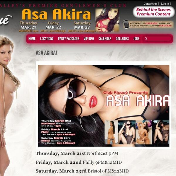 Philly! I'm coming to Club Risqué this weekend, come see me!! Thursday, Friday, Saturday 3 different