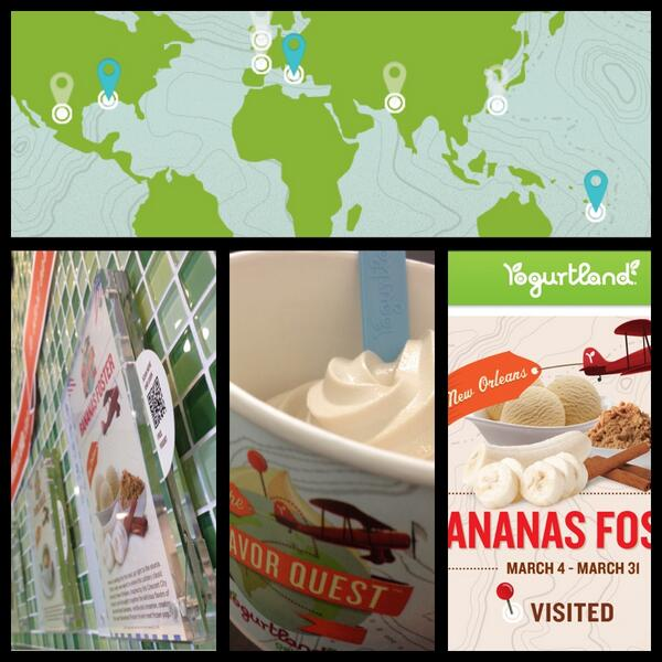 HOW MANY GLOBAL FLAVORS HAVE YOU VISITED? Download Yogurtland's new mobile app to start traveling today! http://t.co/ncZtvShHXv