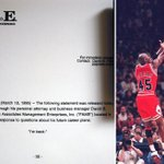 On this day in 1995, faxes were reliable. Michael Jordan returned to Bulls 18 years ago today (via @BleacherReport) 