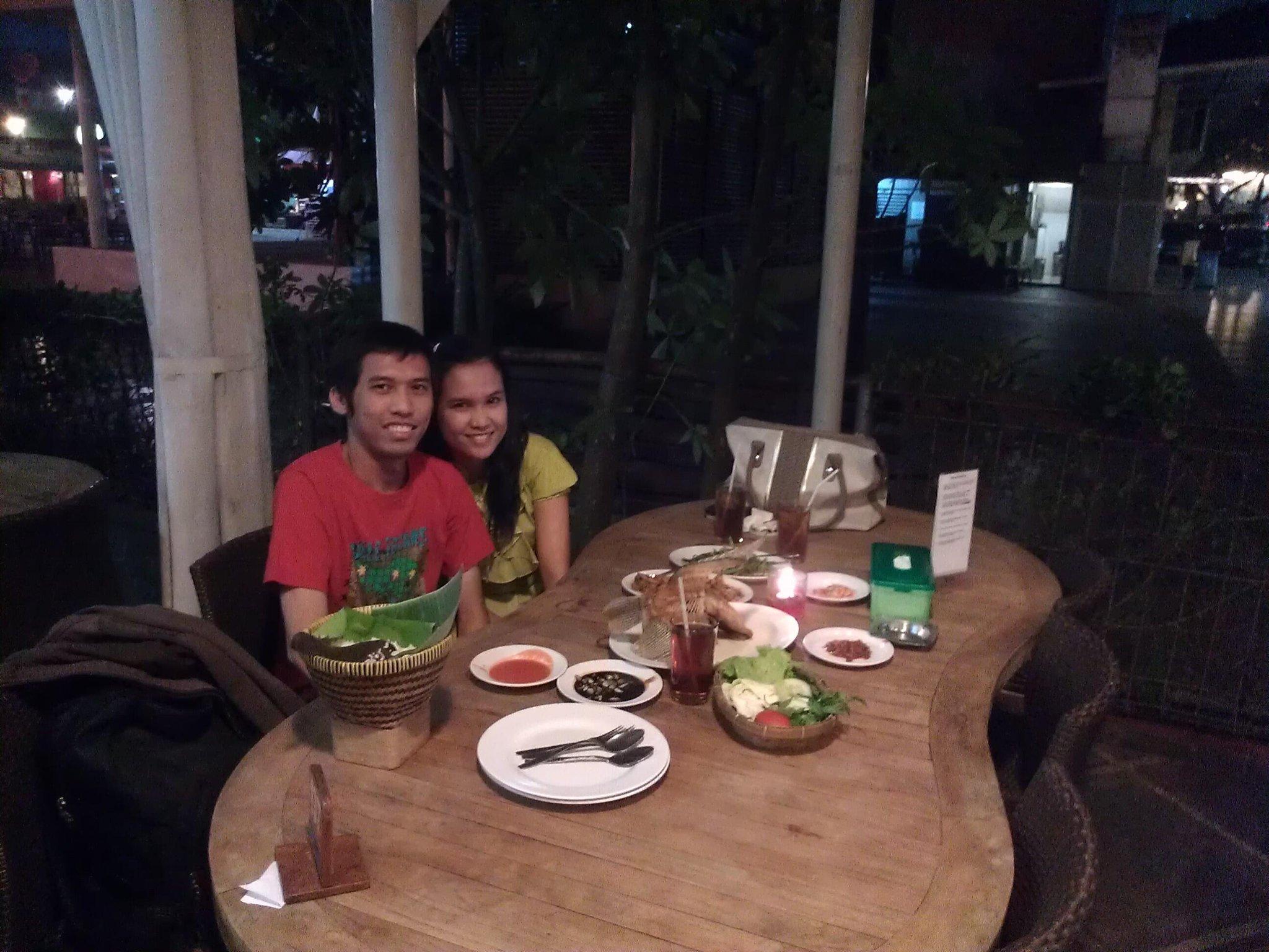 Dinner at Bandar Djakarta Alam