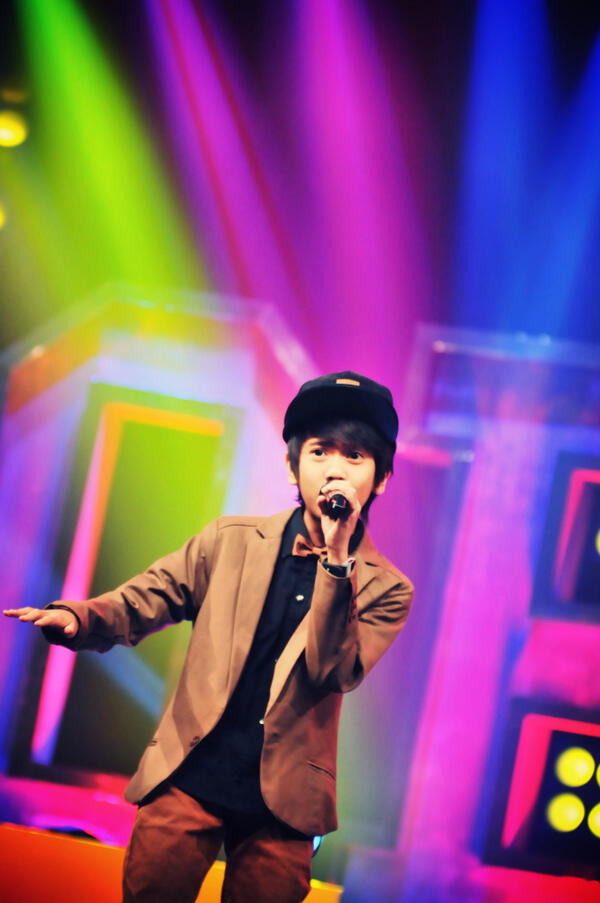 Coboy Junior ANTV (@CoboyJR_ANTV): moment-moment shooting COBOY JUNIOR SHOW w/ @iqbaale #COBOYJRSHOW http://t.co/uae2LUbgEl