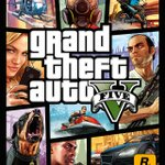 RT @RockstarGames: Grand Theft Auto V Official Cover Art: http://t.co/sPlcI7CTvS #GTAV http://t.co/P8KbyChhhy