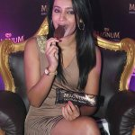 @trishtrashers at Magnum Ice cream Launch http://t.co/brvKmE9Leg
