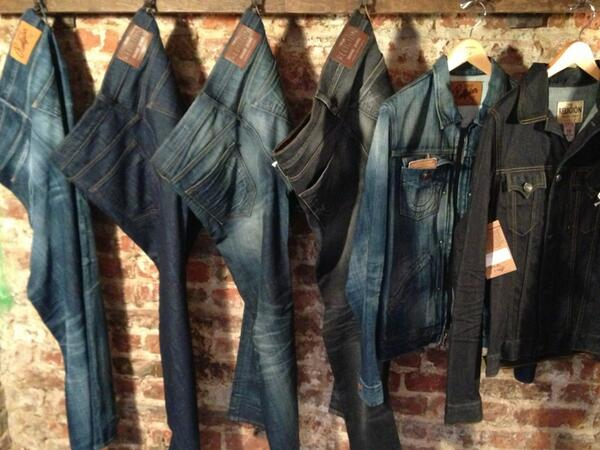 PREVIEWED: Clean capsule collection denim @TrueReligion #FW13 http://t.co/uyfop0xxRk